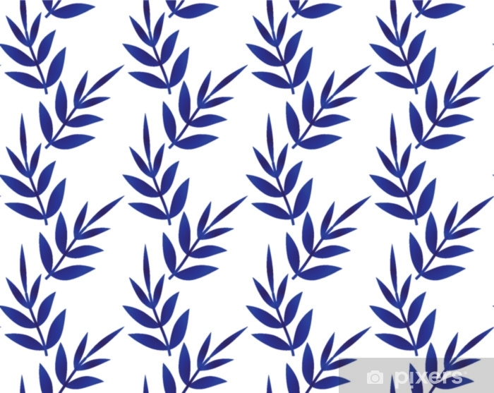 Çıkartması Pixerstick Bambu desen - Grafik kaynakları