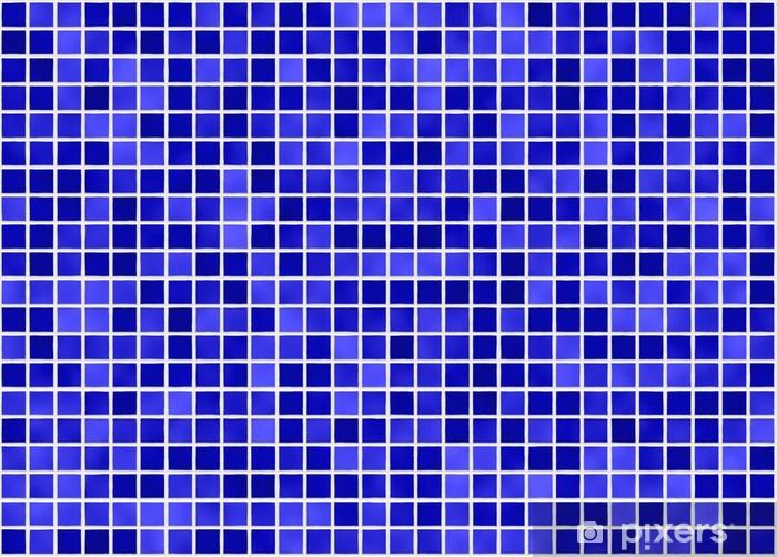 Fliesen Blau Tile Blue Wall Mural Pixers We Live To Change