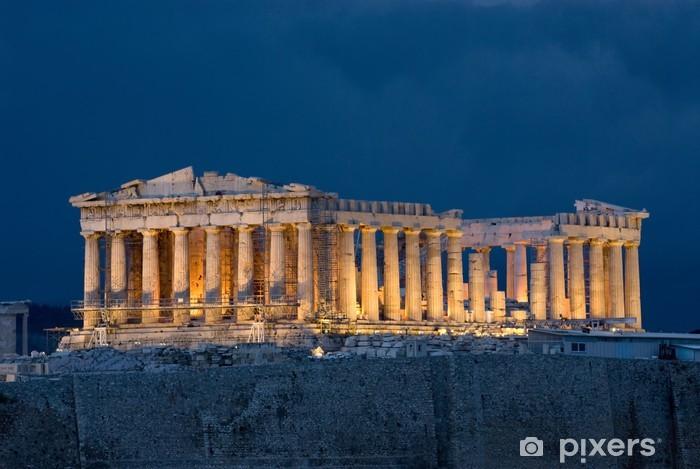Fotomural Estándar Atenas, acrópolis, parthenon - Temas