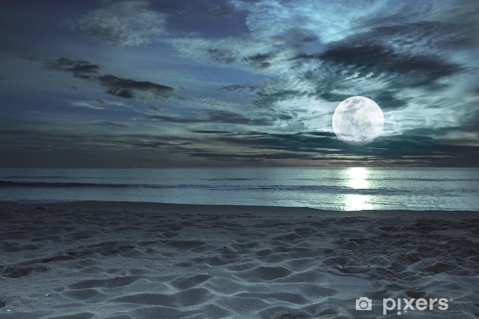Fototapeta winylowa Światło księżyca - Tematy