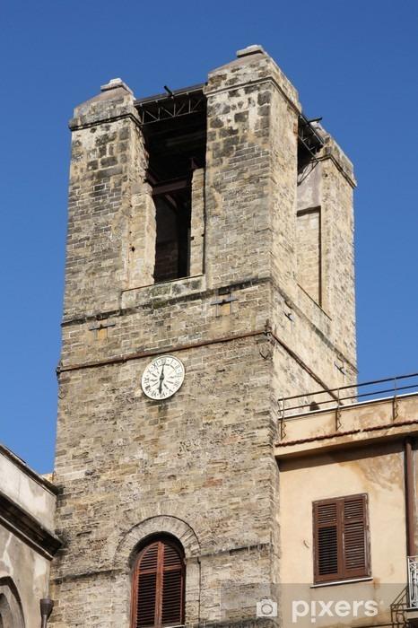 Carta Da Parati A Palermo.Carta Da Parati In Vinile Palermo Chiesa Di Sant Antonio Abate