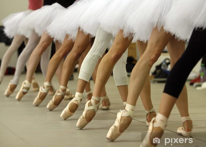 Fototapeta samoprzylepna Tancerze - Sztuka i twórczość