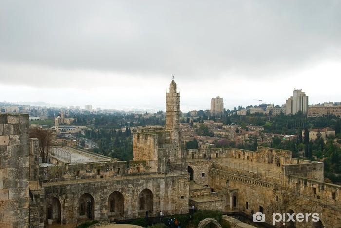 Pixerstick Klistermärken Jerusalem - Mellanöstern