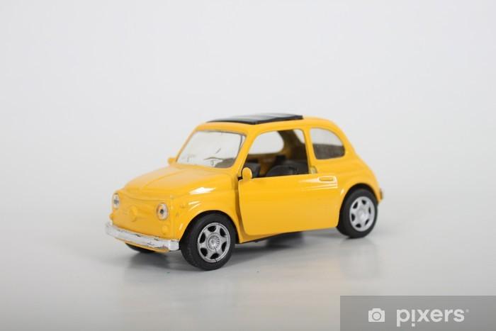Naklejka Pixerstick Fiat 500 - Rozrywka