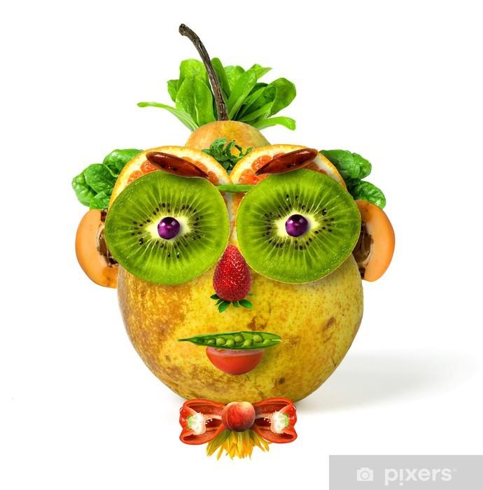 картинки из фруктов лицо прихотливость зимней удочки
