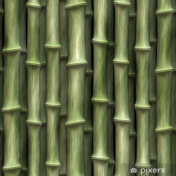 Vinyl-Fototapete Bamboo Hintergrund - Pflanzen