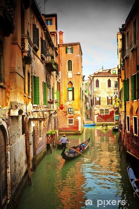 Venice. Vinyl Wall Mural -