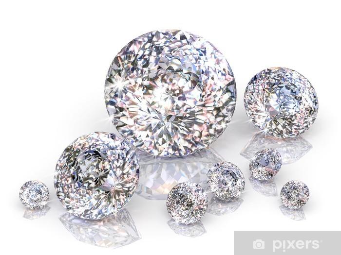 fdf4c3b113d9c1 Fototapeta Diamenty • Pixers® • Żyjemy by zmieniać