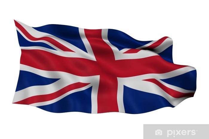Carta da parati bandiera inghilterra inglese britannico for Carta parati inglese