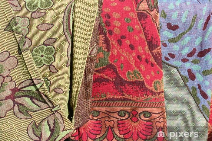 bb3e4803e textiles telas tapiceria decoración hogar Wall Mural • Pixers® • We ...
