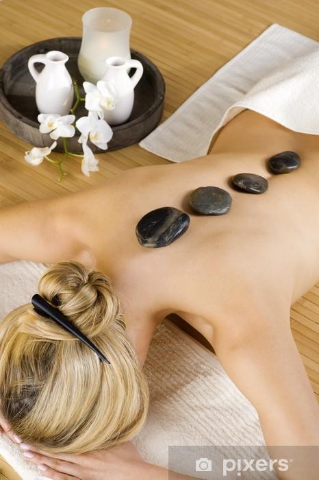Pixerstick Sticker Wellness - Schoonheid en Lichaamsverzorging