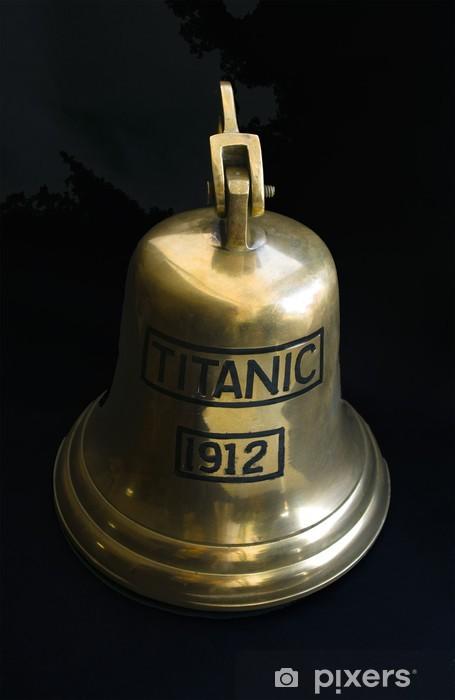 Fototapeta winylowa Tytaniczny dzwon - Znaki i symbole