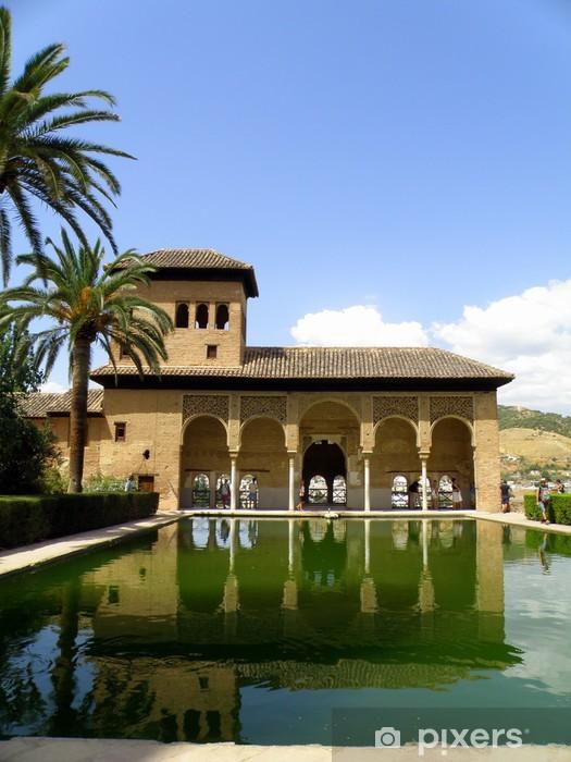 Vinylová fototapeta Alhambra - Vinylová fototapeta