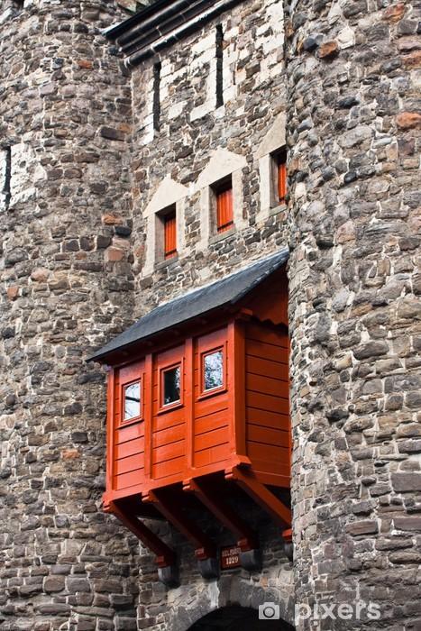 Vinyl Fotobehang Helpoort - Maastricht City Gate (1229) - Europa