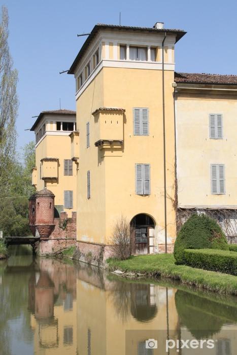 Fototapeta winylowa Castello - Zabytki