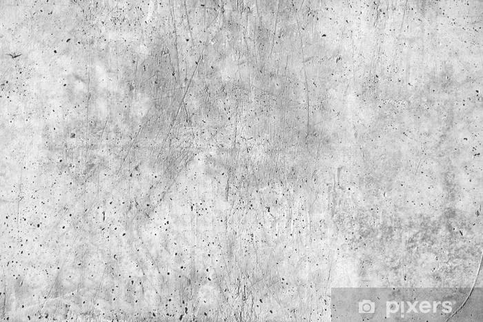 Papier peint vinyle Texture du mur en béton - Thèmes