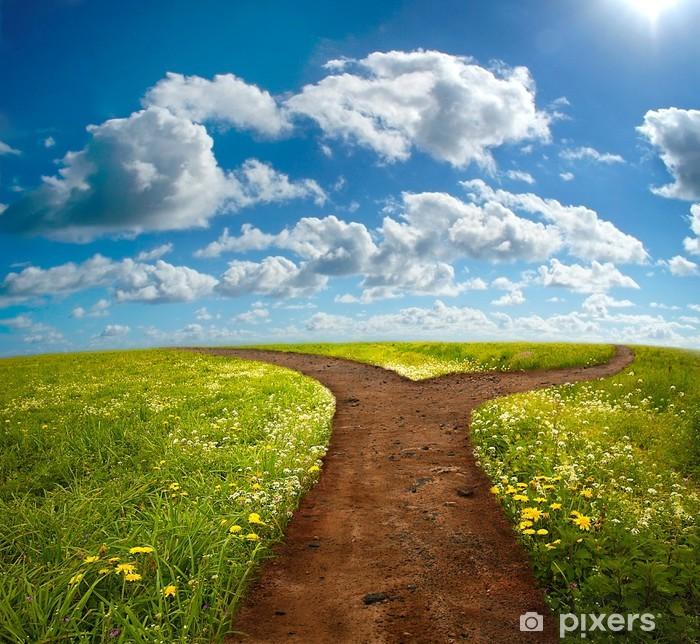Plakat Crossroad na Wzgórzu - Życie