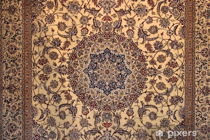 Fototapeta winylowa Perski dywan - Abstrakcja