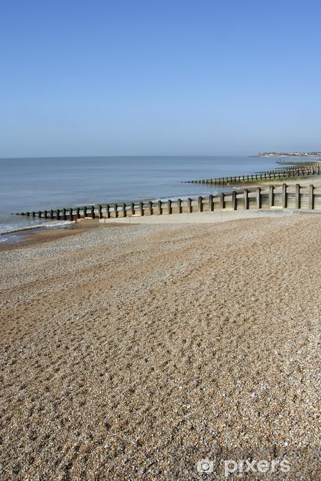 Fototapeta winylowa Leonards plaża hastings - Europa