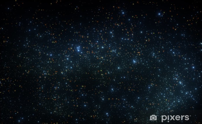 Naklejka Pixerstick Kosmos - Przeznaczenia