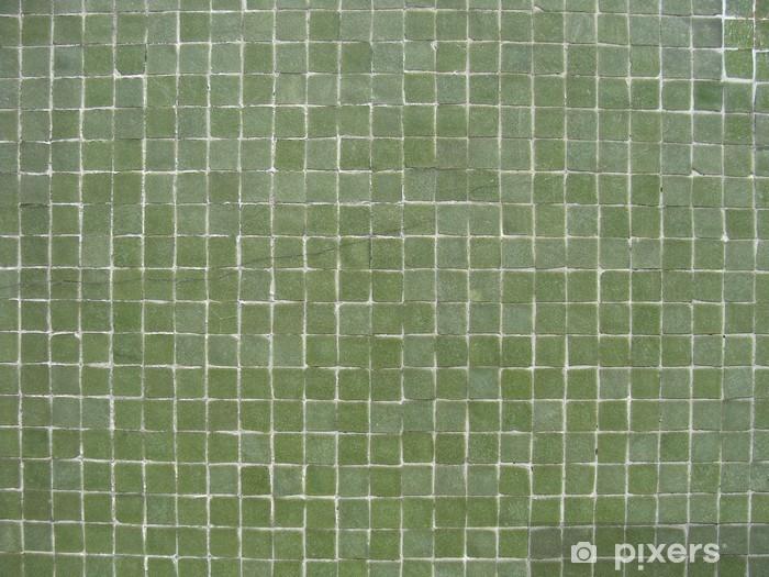 Adesivo piccole piastrelle verdi u2022 pixers® viviamo per il cambiamento