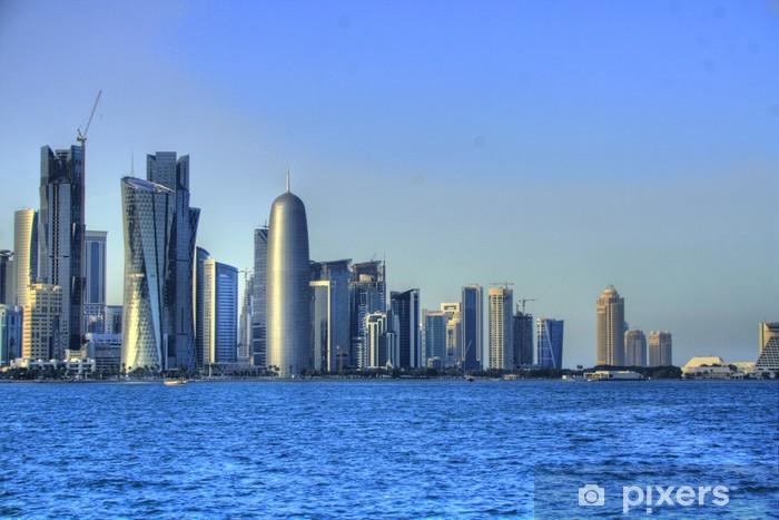 Fototapeta winylowa Ad-Dauha (Katar / katar) - Bliski Wschód
