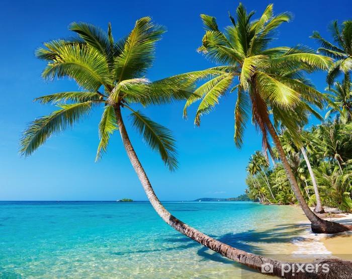 Fototapeta winylowa Tropikalna plaża, Tajlandia - Tematy
