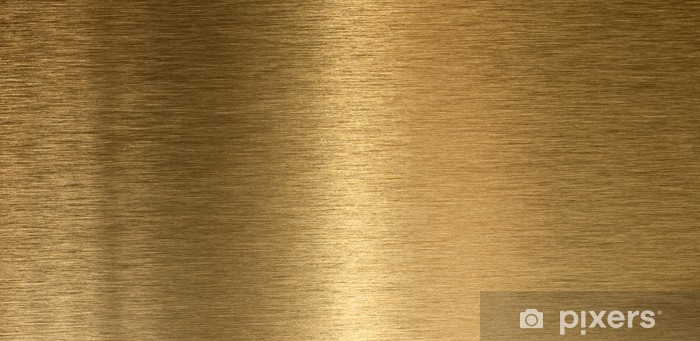 High Quality Bronze Texture With Light Reflection Wall