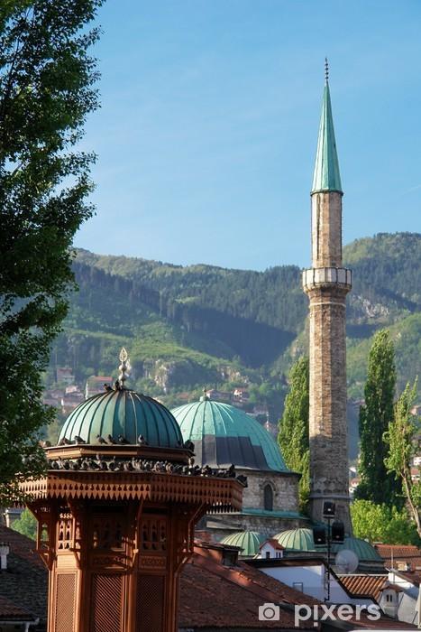 Fototapeta winylowa Sarajevo - Historical źródło (Bośnia i Hercegowina) - Europa