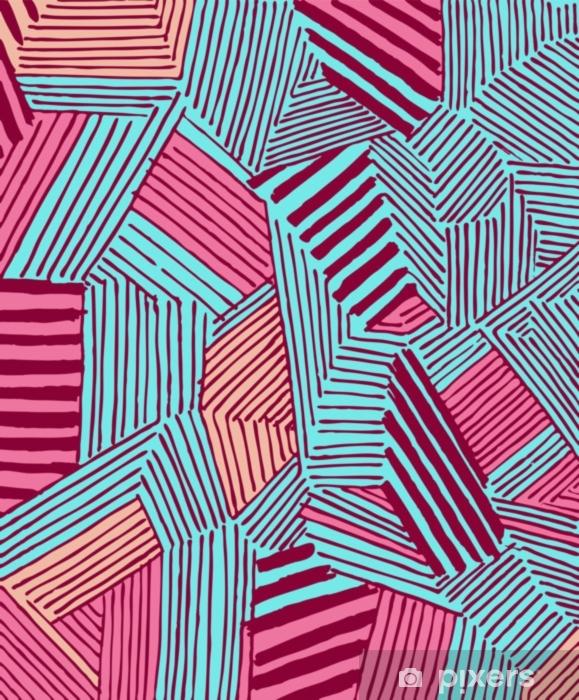 Beste Fotobehang Geometrische abstracte achtergrond, geometrisch patroon CH-94