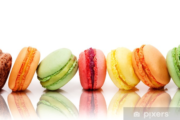 Sticker Pixerstick Macaron - Thèmes
