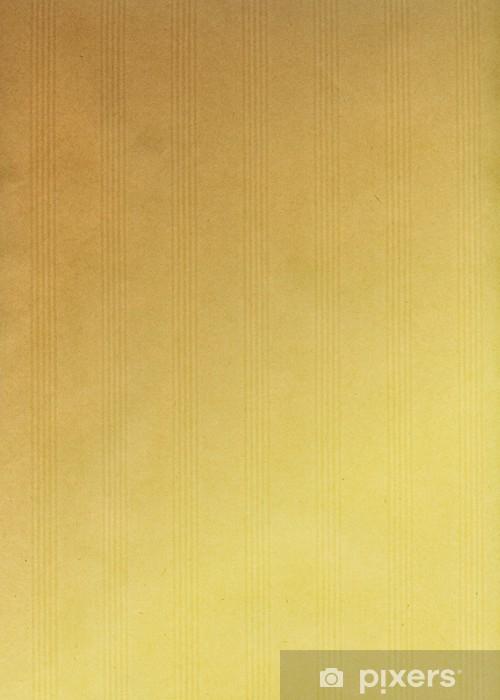 fond papier kraft Vinyl Wall Mural - Textures