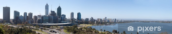 Fotomural Estándar Perth carretera Panorama - Oceanía