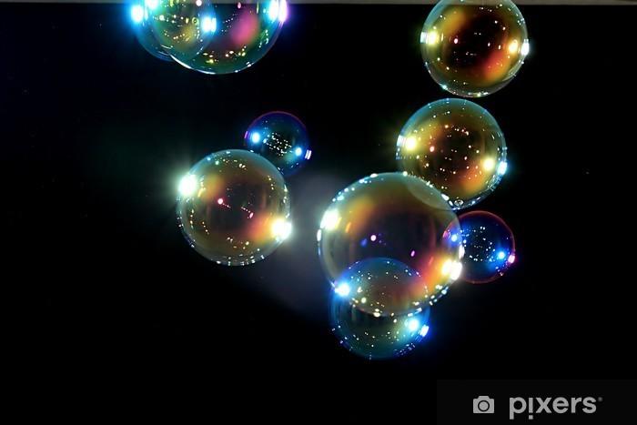 Sfondo a bolle
