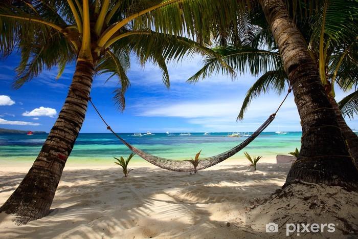 Fototapeta winylowa Perfect beach - Tematy