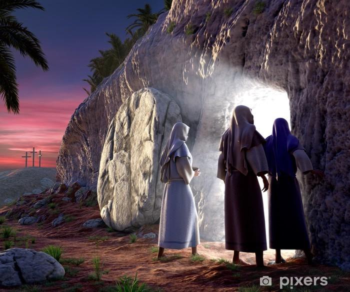 Fototapeta winylowa On zmartwychwstał - Religia i kultura