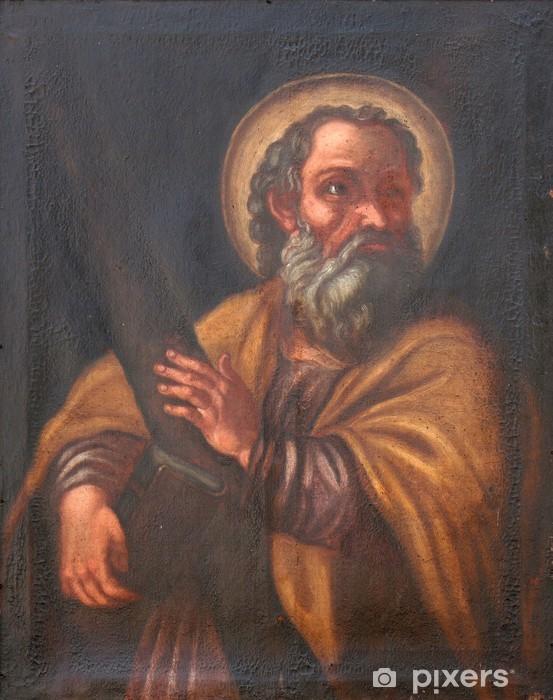 Papier peint vinyle Saint-André Apôtre - Thèmes