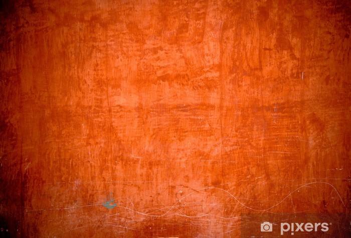 Naklejka Pixerstick Grunge ścianie - Ameryka