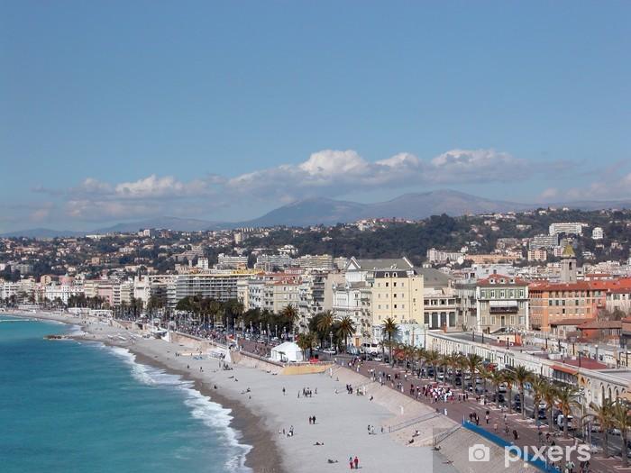 Vinylová fototapeta Promenade des Anglais, Nice - Vinylová fototapeta