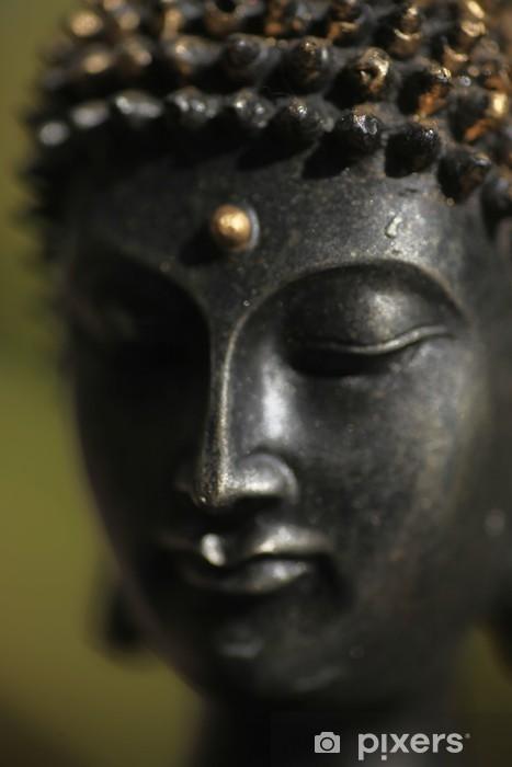 Buddha Pixerstick Sticker - Themes