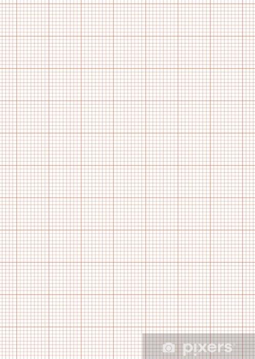 Grafik kağıdı a4 levha kırmızı Çıkartması Pixerstick • Pixers® - Haydi  dünyanızı değiştirelim