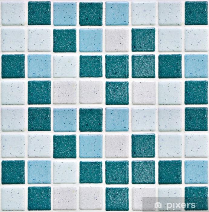 Vinilo Pixerstick Cuarto de baño de azulejos • Pixers® - Vivimos ...