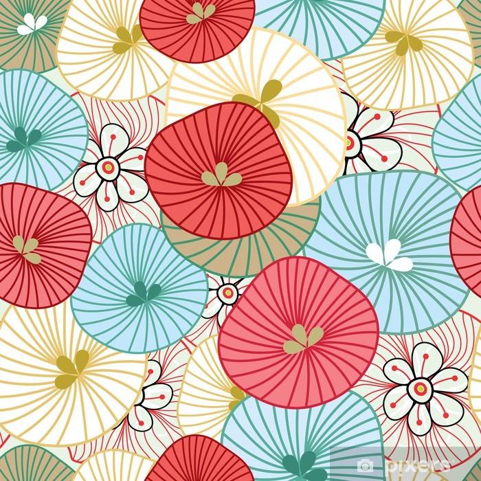 Poster Fiore Sfondo - Temi