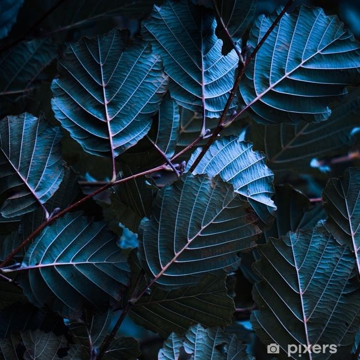 Seitenschläferkissen Die bunten Blätter - Pflanzen und Blumen