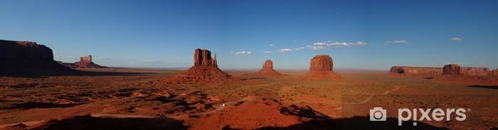 Vinyl Fotobehang Monument Valley - Amerika