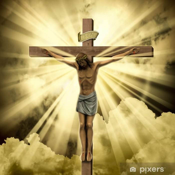 Pixerstick-klistremerke Jesus Kristus - Themes