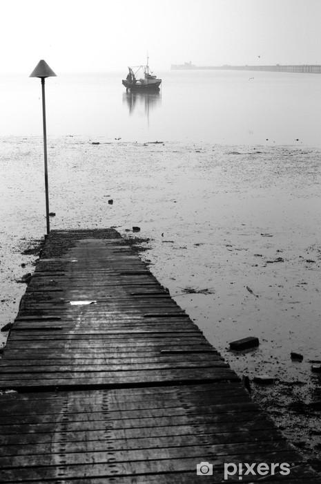Vinyl Fotobehang Noordelijke zee - Water