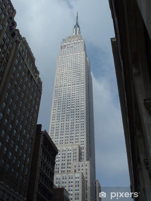 Fototapeta winylowa Empire State Building - Miasta amerykańskie