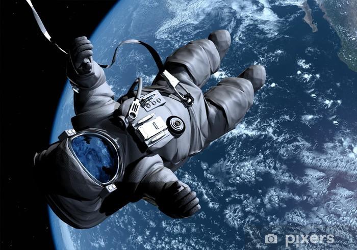 Pixerstick Sticker Het ruimteschip - Thema's