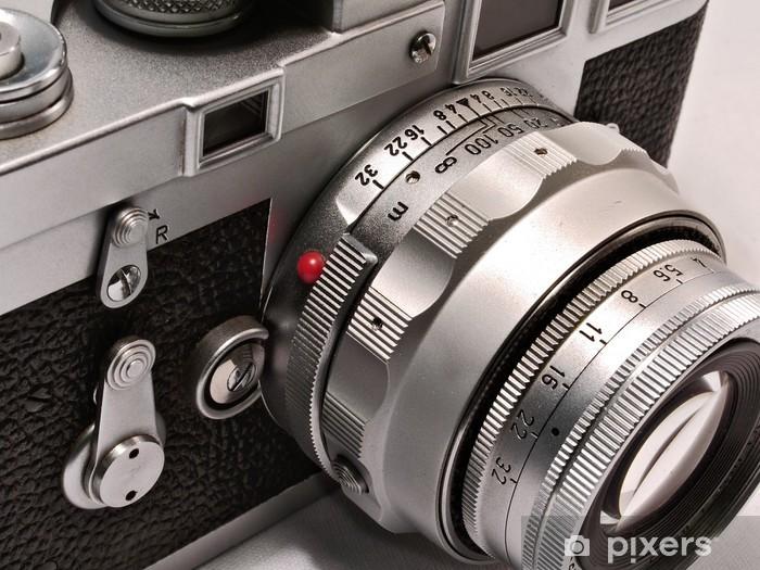 Vinylová fototapeta Leica M3 mit Elmar 90 mm - Vinylová fototapeta